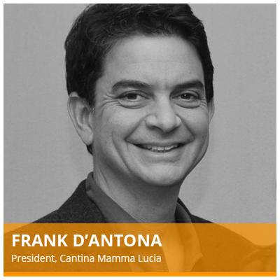 Speakers - Frank D'Antona