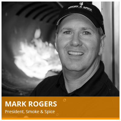 Speakers - Mark Rogers