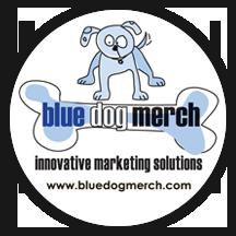 Sponsor Logo-Blue Dog Merch