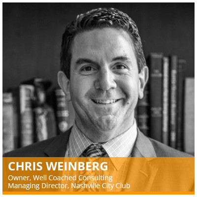 Speakers - Chris Weinberg